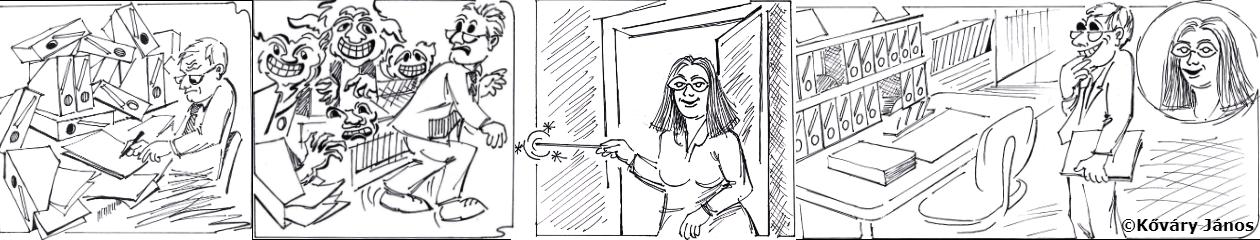 Irodatündér – Könnyítsd meg az irodai munkádat!