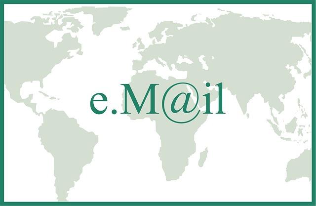 Kör-email küldés