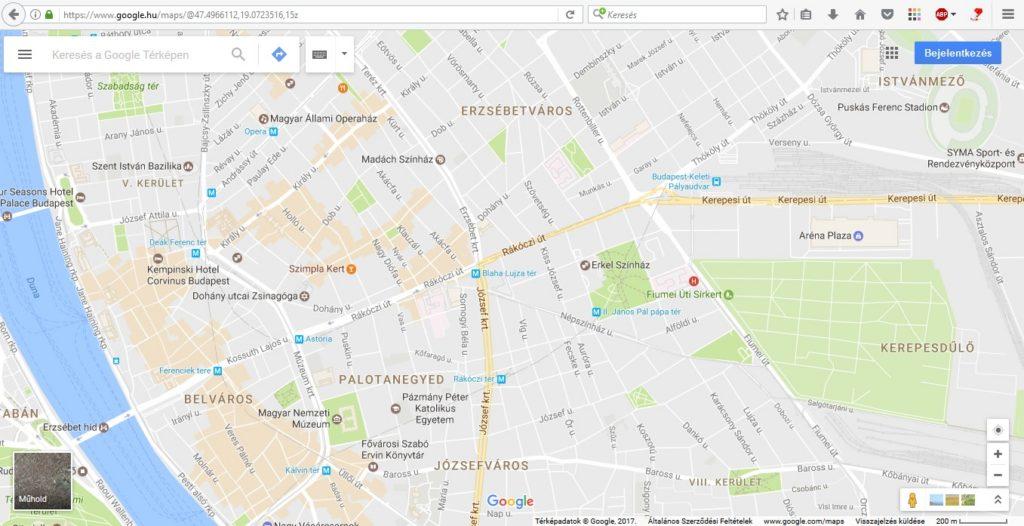 Google Terkep Archivum Irodatunder Konnyitsd Meg Az Irodai